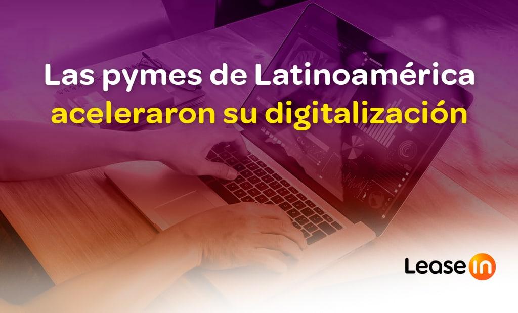 digitalización de las pymes blog LEASEIN