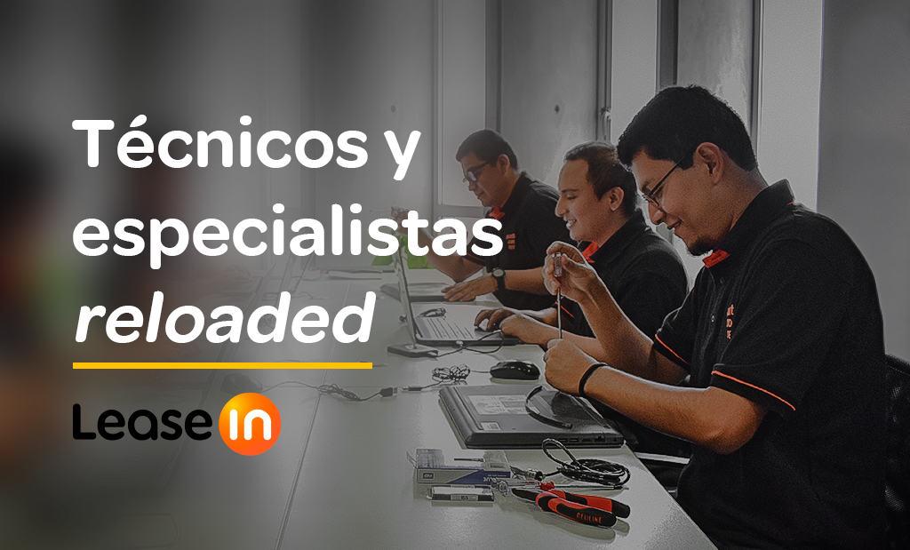 soporte técnico para empresa especialistas TI LEASEIN