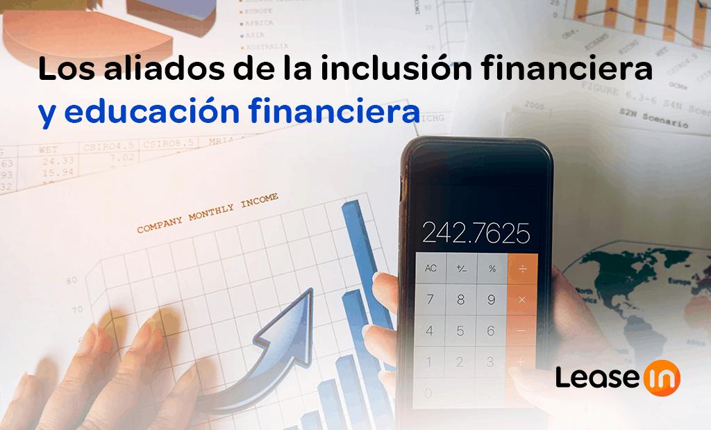 inclusión financiera BLOG LEASEIN