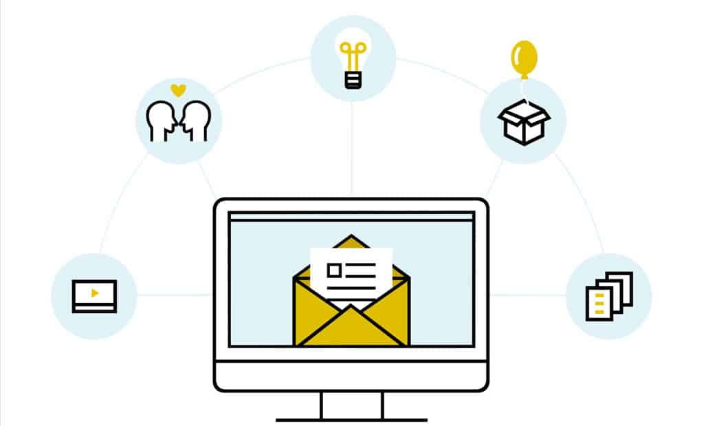 tipos email marketing mkt BLOG LEASEIN