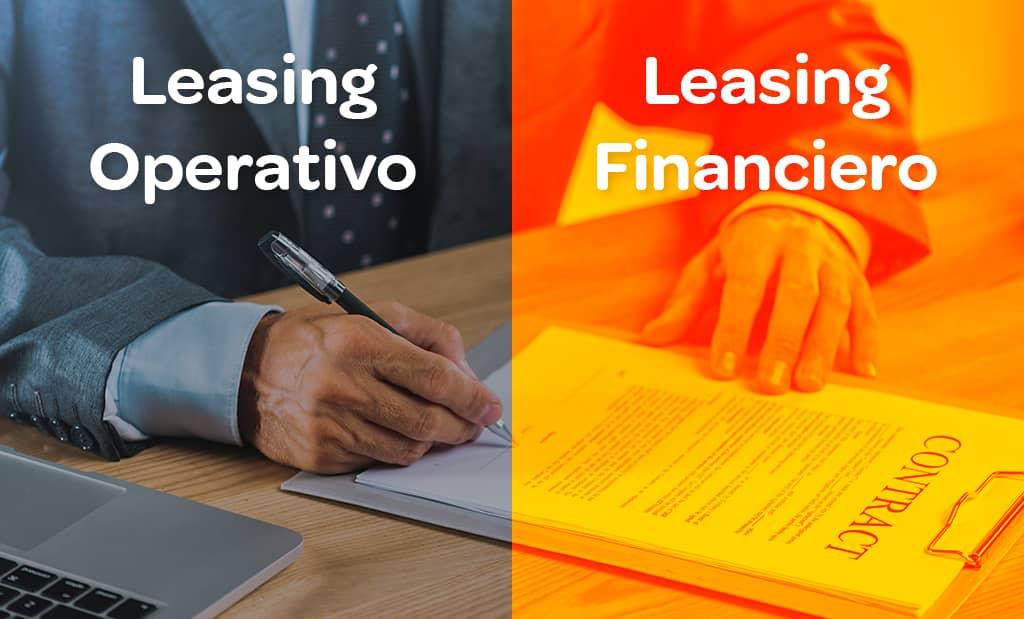 tipos de leasing