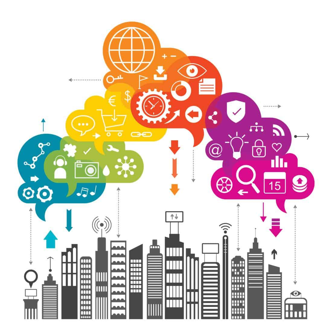 internet de las cosas industria fintech Aportes tecnológicos a la industria fintech Blog Leasein