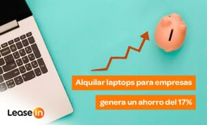 alquilar laptops para empresas