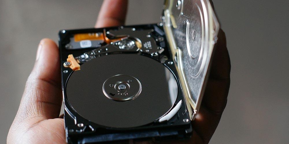 disco duro mecanico
