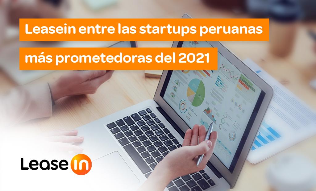 leasein una de las startups peruanas más prometedoras 2021