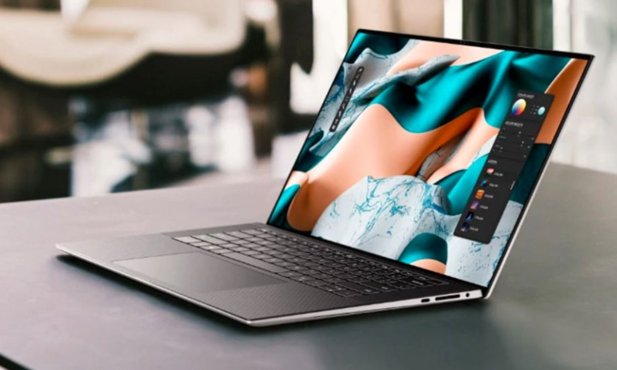 Dell XPS 15 laptops para ingeniería