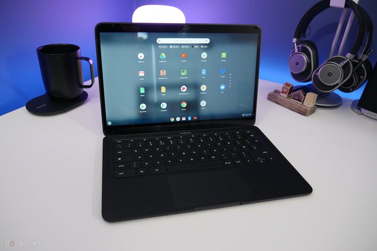 Google PixelBook Go laptops ingeniería