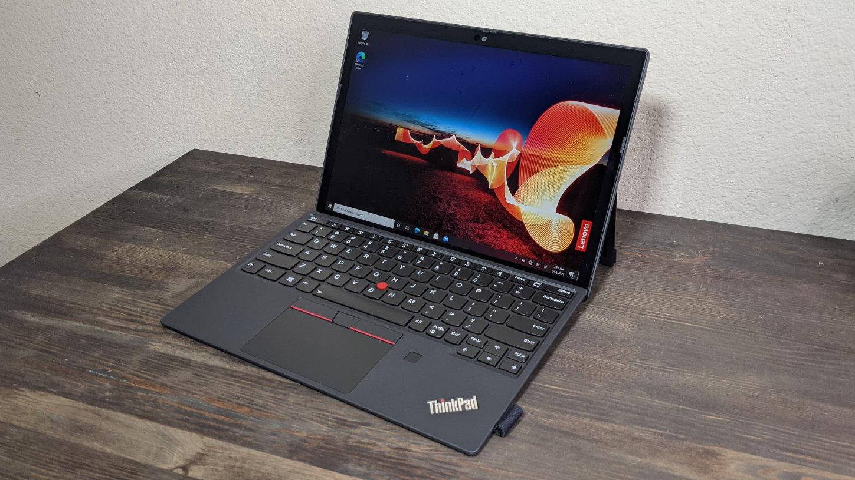 lenovo ThinkPad X12 marcas de laptops 2021