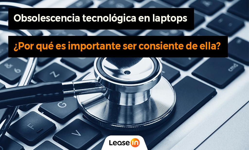 obsolescencia tencológica en laptops