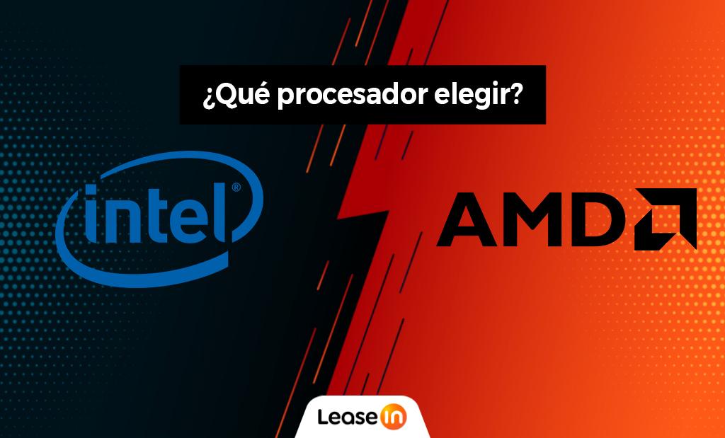 intel o amd cuál elegir características de cada procesador