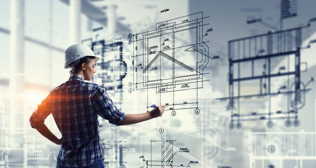 tendencias tech sector construcción peru
